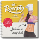 Kniha Fit recepty 3