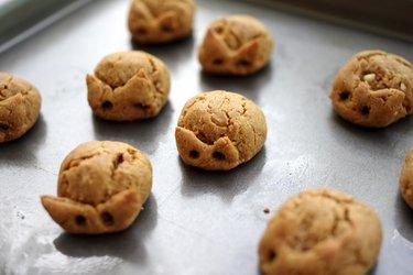 Arašídové cookies ze 3 ingrediencí - bez mouky a rafinovaného cukru