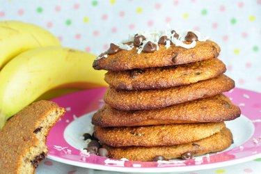 Proteinovo-ovesné cookies