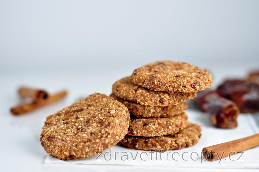 Skořicovo-ovesné cookies