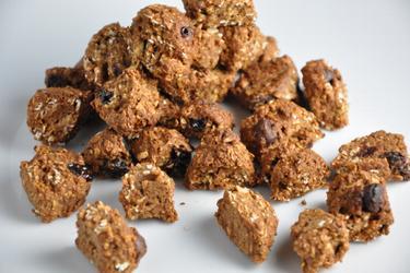 Zdravé domácí kokosovo-čokoládové cereálie