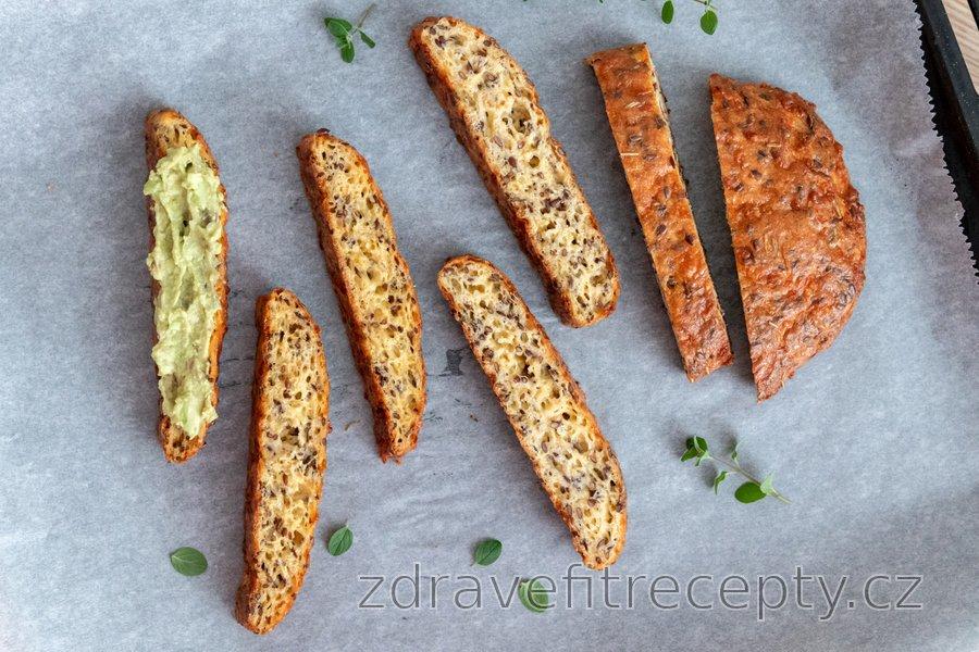 Večerní chléb (nízkosacharidový, bez lepku)