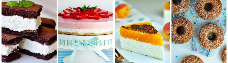 Dietní nízkokalorické dezerty