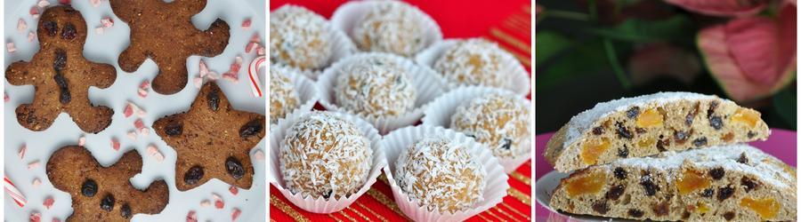 Zdravé vánoční recepty bez cukru