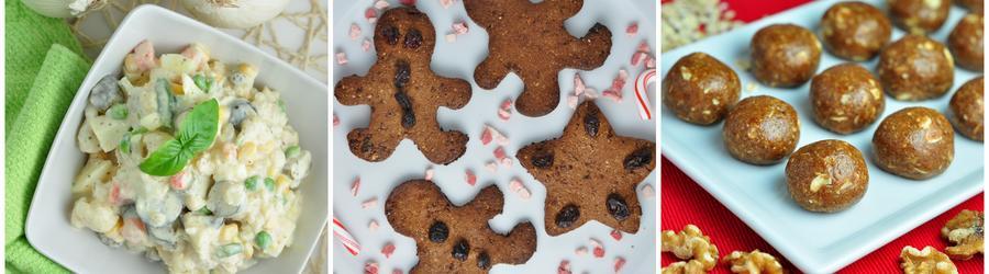 Fitness vánoční recepty s vysokým obsahem bílkovin