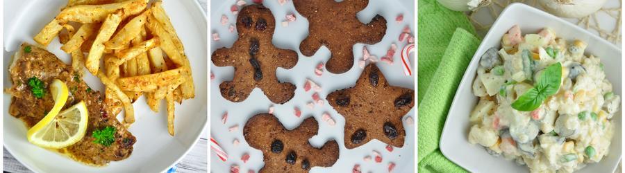 Low carb vánoční recepty s nízkým obsahem sacharidů