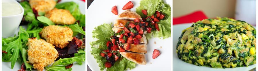 Fitness recepty s kuřecím masem