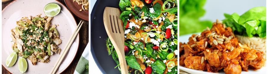 Dietní recepty s kuřecím masem na hubnutí