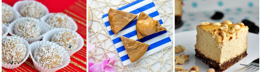Fitness recepty s arašídovým máslem a vysokým obsahem bílkovin