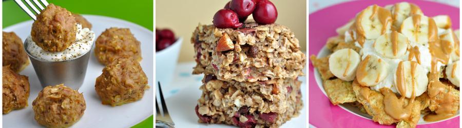 Fitness ovesné recepty s vysokým obsahem bílkovin