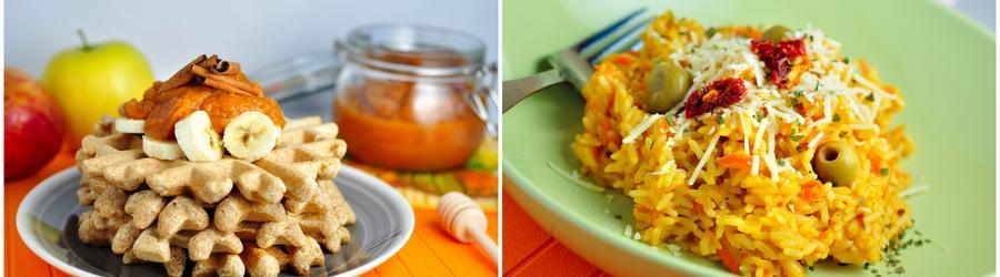 Zdravé veganské recepty s dýní