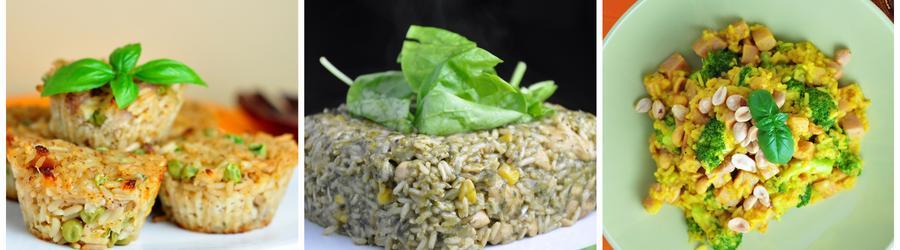 Low carb recepty s rýží