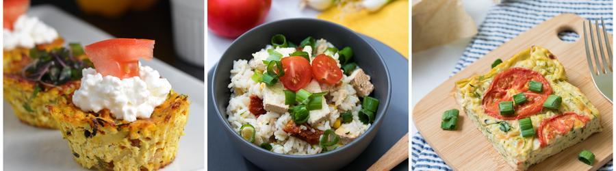Fitness tofu recepty s vysokým obsahem bílkovin