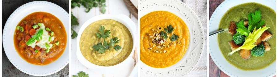 Recepty na zdravé polévky