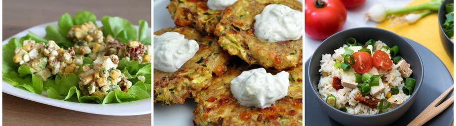Fitness zeleninové recepty s vysokým obsahem bílkovin