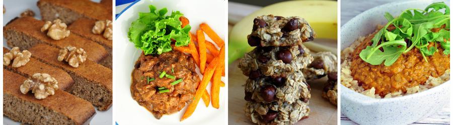 Zdravé recepty bez mléka a laktózy