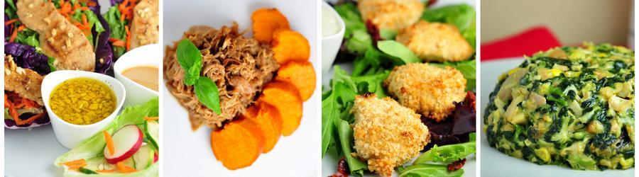 Zdravé recepty s kuřecím masem