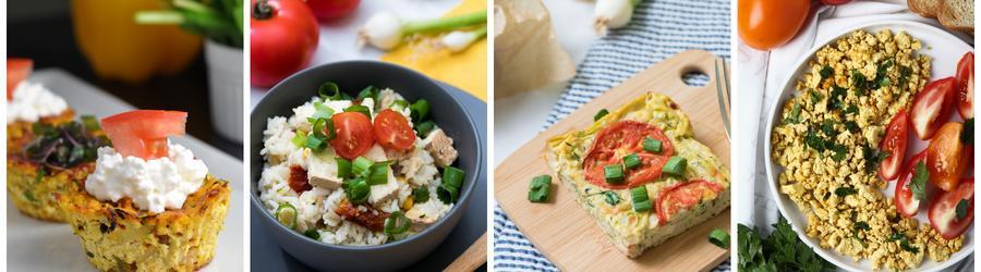 Zdravé tofu recepty